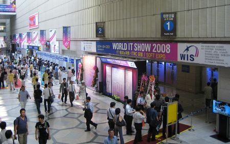 World IT Show 2008